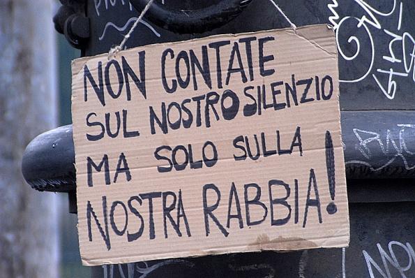 Manifestazione 24 novembre