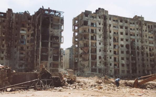 Foto di Valentina Perniciaro _Beirut 2006: i dieci piani di terroristi_