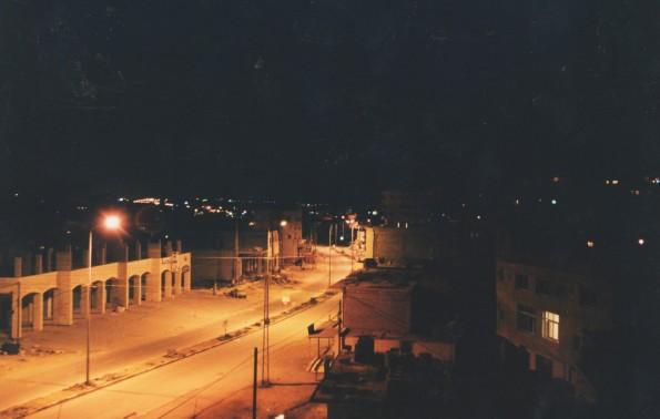 Dheishe, prima notte di coprifuoco