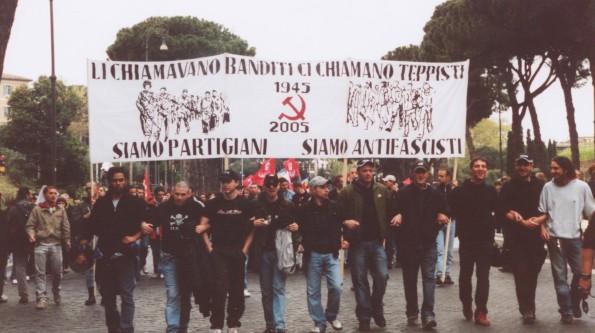 25 aprile 2005, Roma