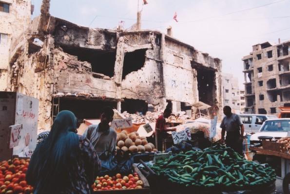 Foto di Valentina Perniciaro -Il mercato di Sabra-