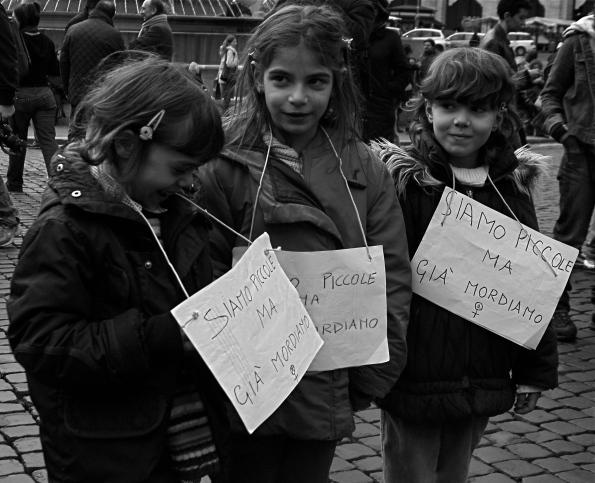 Foto di Valentina Perniciaro _piccole e autodifese_