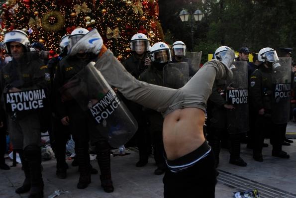 Foto di Valentina Perniciaro _L'albero di Syntagma_