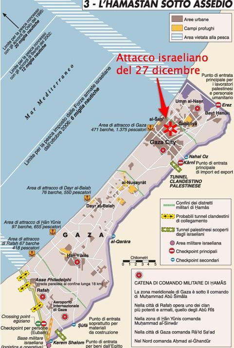 il bantustan di Hamas sotto attacco