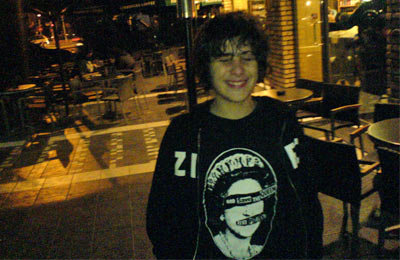 ANDREAS GRIGOROPOLOUS, 16 ANNI. AMMAZZATO DALLA POLIZIA