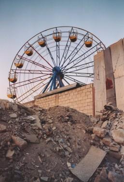 Foto di Valentina Perniciaro _Campi profughi palestinesi in territorio siriano_