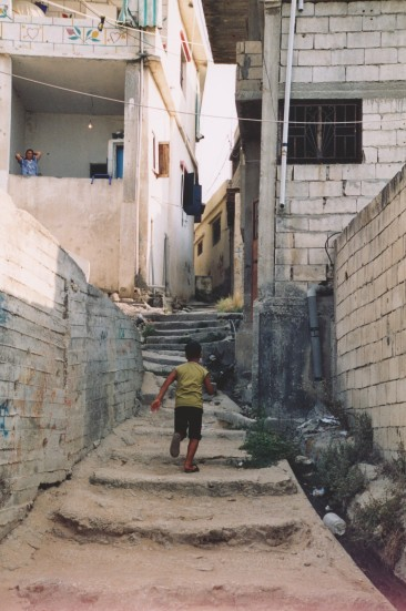 Foto di Valentina Perniciaro _Campi profughi palestinesi_