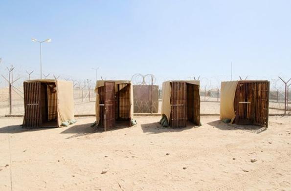 Celle esterne ad Abu Ghraib