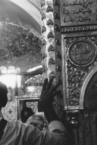 Foto di Valentina Perniciaro _La moschea Omayyad di Damasco_