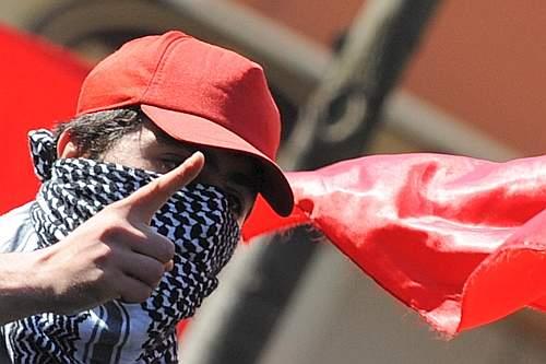 Gli scontri in Turchia del 1° maggio