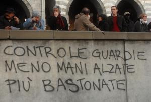 Foto di Valentina Perniciaro _Genova 2007_