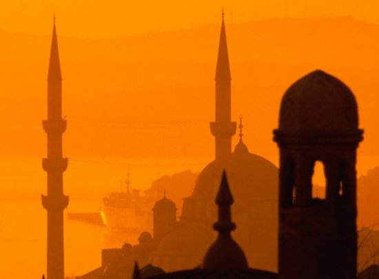 Costantinopoli, Bisanzio, Istanbul   ... a tra poco
