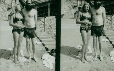 Con Allen Ginsberg