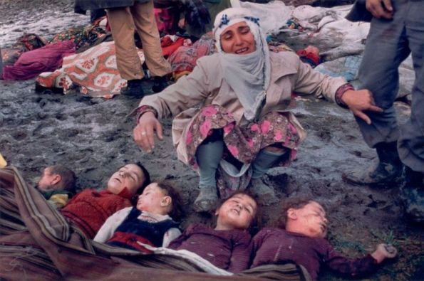 La terra dei campi è stata bagnata dal sangue di quasi 2000 cadaveri