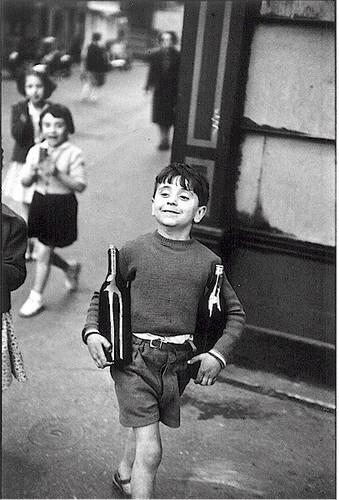 Foto di Henri-Cartier Bresson