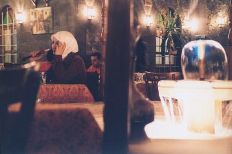 Foto di Valentina Perniciaro <Tipico ristorante siriano...sapori, fontane, narghilè e profumi>