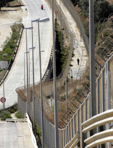 Altro confine marocchino: questa volta a Ceuta, con la Spagna
