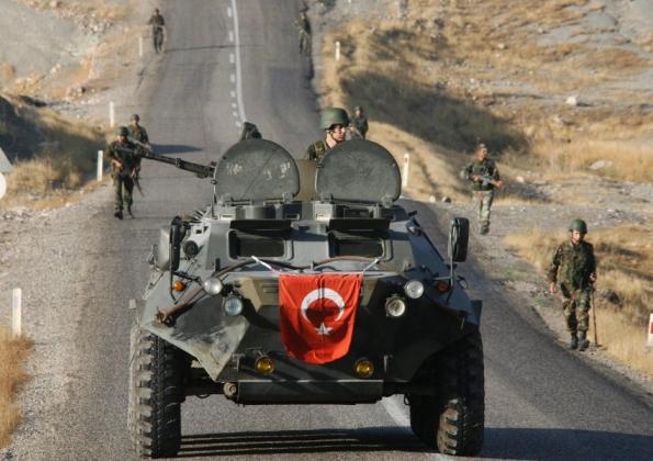 REUTERS/Osman Orsal (TURKEY)