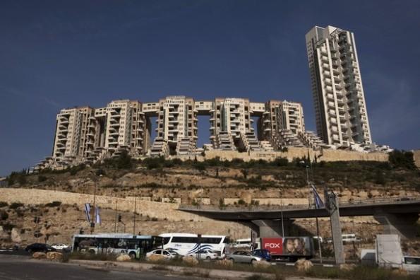 La devastazione israeliana di Gerusalemme