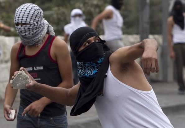REUTERS/Darren Whiteside oggi a Silwan