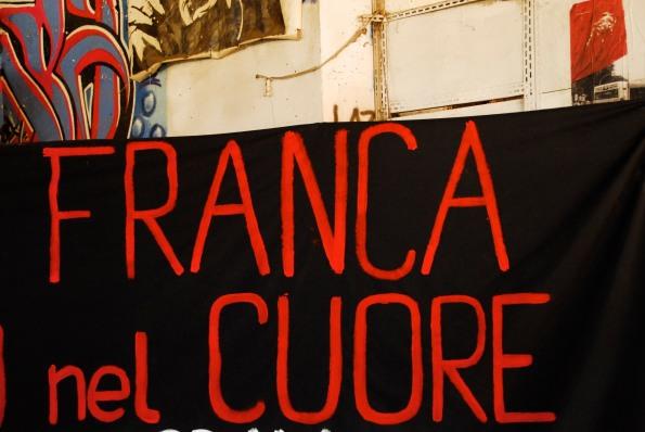 Oggi, l'ultimo saluto a Franca