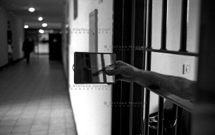 Carcere di Rebibbia N.C. Rebibbia prison.